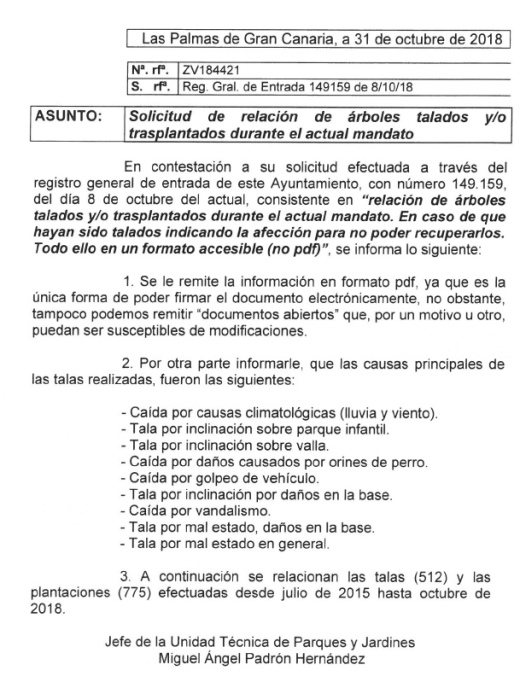 extracto resolución